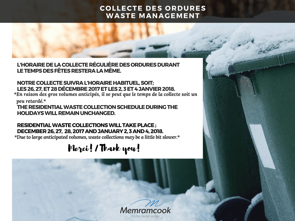 HORAIRE DE LA COLLECTE D'ORDURE DURANT LE TEMPS DES FÊTES RESIDENTIAL WASTE COLLECTION DURING THE HOLIDAYS (6).png