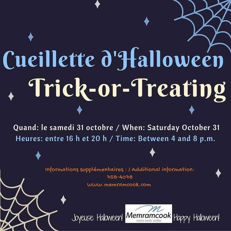 Join us for a spooky evening of trick or treating 2