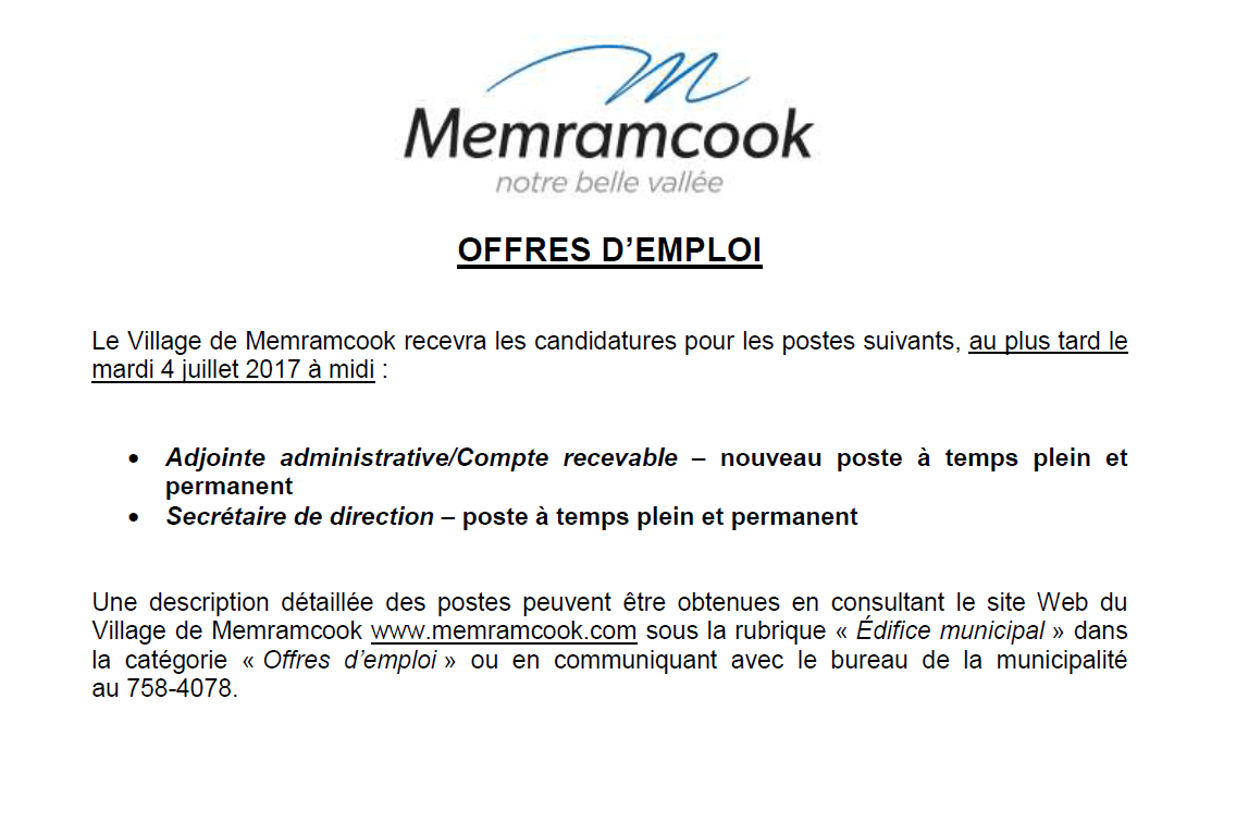 offre demploi - 2 new jobs.png